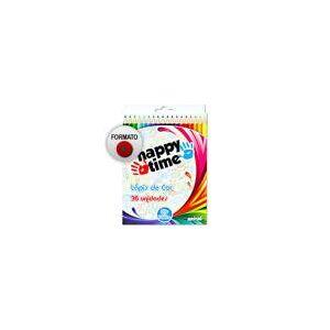 Lápis de Cor 36 cores redondo HT 11.1704 Happy-time