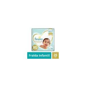 Fralda Pampers Premium Care XG 26 unidades PAMPERS