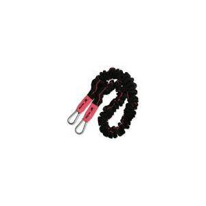 Elástico 100cm Muvin ELS-200 - Preto/Vermelho