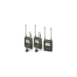 Microfone Lapela Saramonic UwMic9 TX9 TX9 RX9