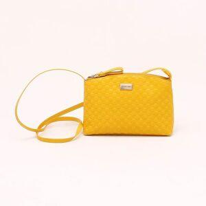 Dumond Bolsa Shoulder Bag Amarelo Girassol - P