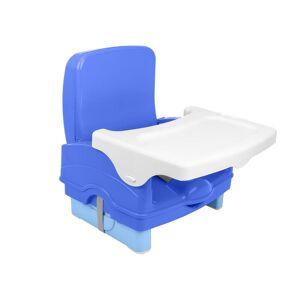 Cosco Cadeira Para Refeição Portátil Smart Azul 41767 Cosco