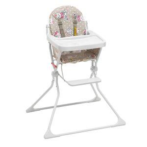 Galzerano Cadeira De Refeição Infantil Galzerano 5016UR Standard II Ursinha