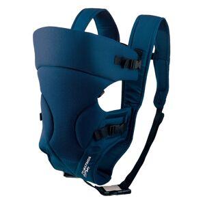 Multikids Canguru Para Bebê Safe 3 Posições Até 15Kg Multikids BB004 Azul