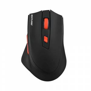 Multilaser Mouse Gamer Sem Fio Multilaser MO295 Wireless Preto