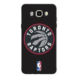 Capinha para Celular NBA - Samsung Galaxy J7 2016 - Toronto Raptors - A31 - Unissex  - Preto