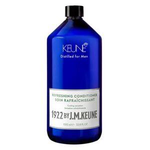 Condicionador Keune 1922 Refreshing Tamanho Profissional 1L - Unissex  - Incolor