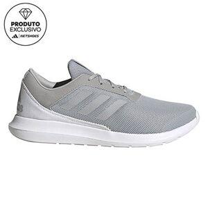 Tnis Adidas Coreracer Feminino - Feminino  - Cinza+Chumbo