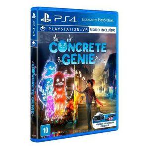 Concrete Genie Ps4 - Unissex  - Incolor