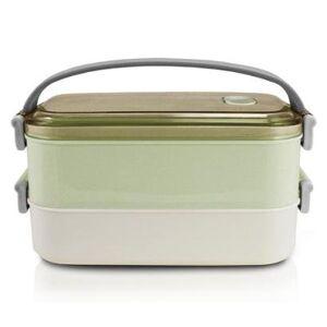 Pote Jacki Design Marmita de 2 Andares Lifestyle - Unissex  - Verde