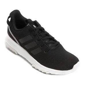 Tnis Adidas Cf Racer Tr W Feminino - Feminino  - Preto