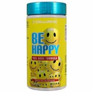 BeHappy Feel Good Cellgenix  - 60 Cps - Unissex