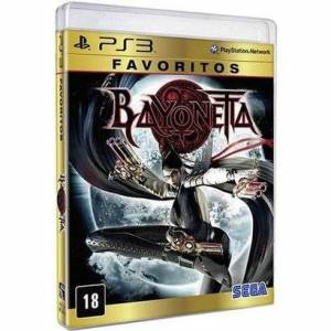 Game Ps3 Bayonetta Favoritos - Unissex  - Incolor
