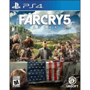 Jogo Far Cry 5 Ps4 - Unissex  - Incolor