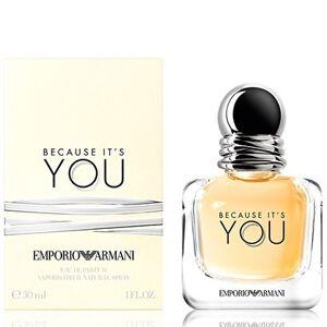 Perfume It's You Giorgio Armani Feminino Emporio Armani EDP 30ml - Feminino-Incolor