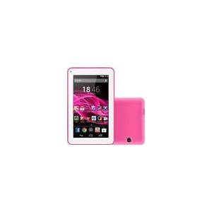 Tablet Multilaser M7S 8GB Wi-Fi Tela 7 Android 4.4 Quad Core - Rosa