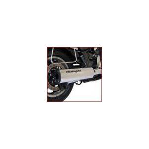 Ponteira Esportiva Scorpion Modelo Black Cromado   Yamaha Midnight 950