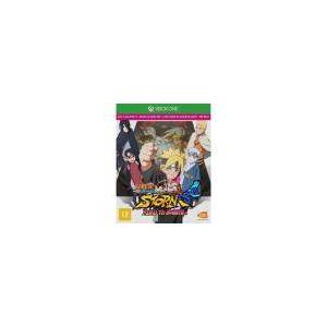 Naruto Shippuden: Ultimate Ninja Storm 4 Road To Boruto - Jogo Xbox One (Dublado em Português)