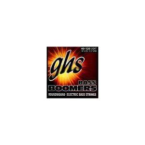 Encordoamento Para Contra Baixo GHS 5 Cordas 040 - 120 Long Scale Light 5L-DYB
