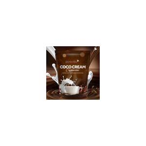 Leite de Coco em Pó Coconut Cream Cappuccino Puravida 250g