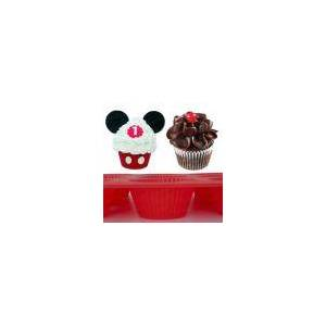 Forminhas de Silicone Assadeira Bolo Cupcake Forma Mini Bolo