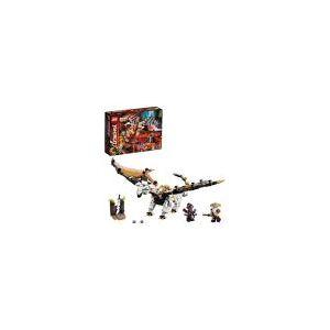 Lego Ninjago - Dragão de Combate de Wu - 71718