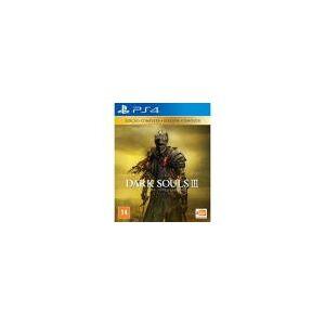 Jogo Dark Souls Iii The Fire Fades Edition - Ps4