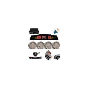 Sensor de ré 4 pontos prata 18mm SUZUKI BALENO - 05 / 2005 / 1985 / 1995 / 1990 / 2007 / 1999