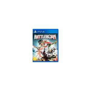 Jogo PS4 Usado Battleborn Ing Cpi Imp I