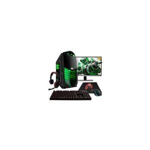 Pc Gamer G-Fire Htg-138 AMD A10 9700 8Gb (Radeon R7 2Gb Integrada) 1Tb Monitor 21