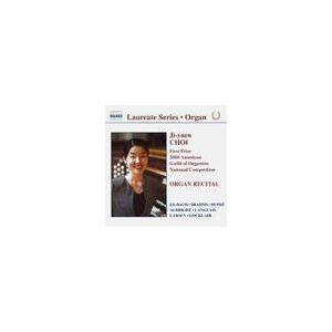 CD Ji-yoen Choi - Organ Recital - Importado