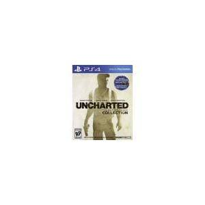 PS4 - Uncharted The Nathan Drake Collection