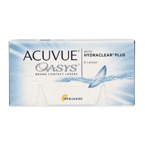 Johnson & Johnson Acuvue Oasys - 6 Kontaktlinsen