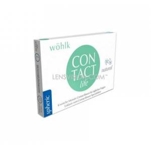 Rothschild Optik Contact Life - 6 Monatslinsen