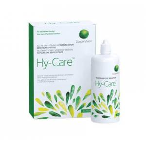 Cooper Vision Hy-Care - 2 x 360ml inkl. Behälter