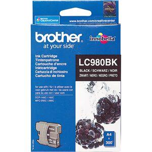 Brother Original Tintenpatrone LC980BK, black