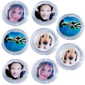 Your Design 8er-Set Bilder-Magnete