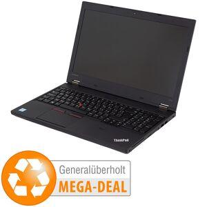 IBM ThinkPad L570, 39,6 cm, Core i5, 8 GB, 256 GB SSD (generalüberholt)