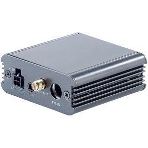 auvisio DAB/DAB+ KFZ/Auto-Adapter / DAB-Nachrüstset für UKW-Autoradio