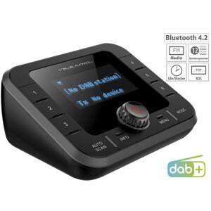 VR-Radio DAB+/FM-Tuner für Streaming an HiFi-Anlage & Lautsprecher, Bluetooth