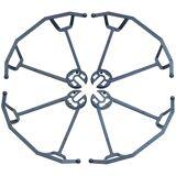 Simulus Rotorenschutz-Set für Quadrocopter GH-4.fpv, 4-teilig