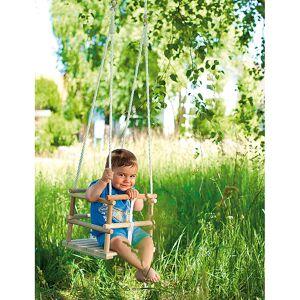 Playtastic Kleinkinder-Schaukelsitz aus Holz