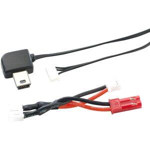 Simulus Video-Ersatzkabel für GoPro® Hero 3 an Quadrocopter QR-X350.PRO