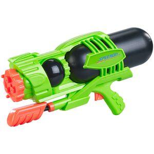 Speeron Kinder-XL-Wasserpistole mit 1.600-ml-Wassertank, 3 Strahlarten