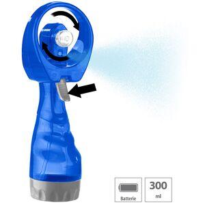 Pearl Hand-Ventilator mit Wassersprüher, 300 ml-Wassertank, Batteriebetrieb