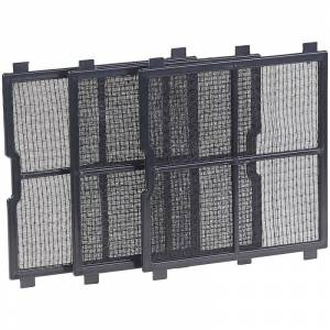 newgen medicals 3er-Set Vorfilter für 5-Stufen-Luftreiniger LR-500, 17 x 17 cm