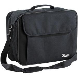 Xcase Gepolsterte Beamer-Tasche Universal mit Innenteiler, Grösse L