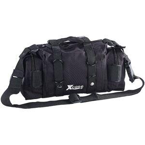 Xcase 3in1-Hüft- & Schulter-Tragetasche mit 4 Reissverschlussfächern
