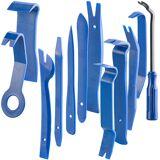 AGT 12-teiliges Zierleistenkeile-Set für Auto, Möbel und Renovierung