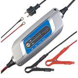 Lescars Kfz-Batterieladegerät mit 8 Batterielade- & Pflegestufen, 5 A, 12 Volt
